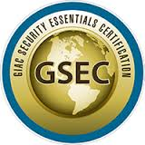 GSEC - GIAC Security Essentials Certification